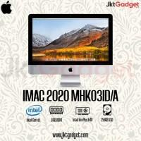 APPLE iMac 2020 MHK03ID/A Intel i5 Dual Core 8GB 256GB SSD Intel Iris