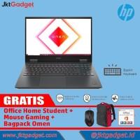 HP Laptop OMEN 15-EN0013AX RYZEN 7-4800H 16GB 512GB RTX2060 W10+OHS