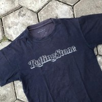 kaos band t shirt band shirt rolling stone