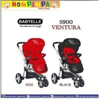 BABYELLE STROLLER S 900 VENTURA