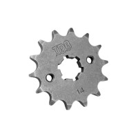 Gear Depan Front Sprocket New TDR Vixion 6 Holes 428 14T