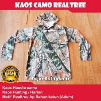 Kaos Camo - Baju Kamo - Kaos Camo Realtree - Kaos Cocok Hunting