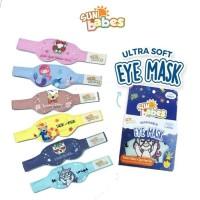 Sun Babes Kacamata Berjemur Bayi Washable Eye Mask Kacamata Jemur Bayi
