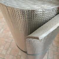 Alumunium peredam panas utk atap spandek tanpa perekat