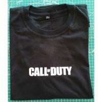Kaos Gaming Gamer 100% Cotton Combed 30s PUBG, Call of Duty, DOTA