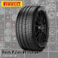 Ban Mobil Pirelli P Zero ukuran 245/50-18 RFT Eropa