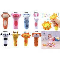 BSS Rattle Stick Mainan Bayi Bunyi Untuk Merangsang Anak