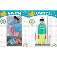 Baju renang anak laki laki atasan dan celana - GW274 G I