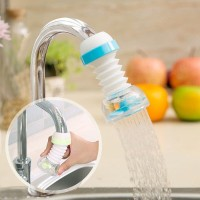 Sambungan Kran Flexible Filter Air Anti Splash Shower Keran