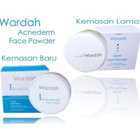 TERLARIS Wardah Acne Face Powder 25 gr