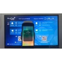 TERLARIS AnyCast M100 4K & M4 Plus 1080P HD WIFI Display Dongle HDMI