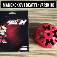 Mangkok kopling ganda / clutch bell beat fi, vario 110 4S1M