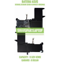 BATERAI ASUS VIVOBOOK X510UR S510UQ F510U F510UA B31N1637 ORIGINAL