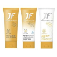JF Sulfur Anti Acne / Acne Protect / Acne Spot Care FACIAL FOAM