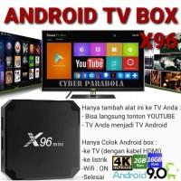 X96 Mini 4K Smart TV Box Android