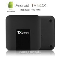 TX3 mini-A Smart TV Media Player Android 8.1