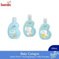 Bambi Baby Cologne | Cologne Bayi | Parfum Bayi