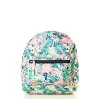 Tas Anak Tas Ransel Anak Backpack Mini Leaf Green Flaminggo
