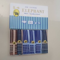 Sapu Tangan merk Elephant