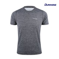 DK Daily Active Wear (Man) Tee Man V2 Wave Dark Grey - REGULAR FIT, M