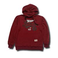 Sweater Babyrock Original - Maroon 2