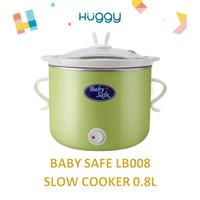 Baby Safe Digital Slow Cooker LB008 Alat Masak Makanan Bayi HIJAU