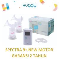 Breast Pump Spectra 9 Plus 9+ Advance Pompa Asi Dua Corong Electric