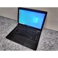 Laptop Dell Latitude E7270 Core I7 6600U- RAM 8GB - SSD 256GB - Win 10