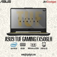 ASUS TUF GAMING F15 FX506LH-I765B6T i7-10750H 8GB 512GB GTX1650 W10