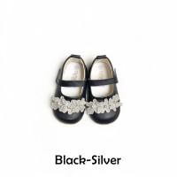 Sepatu Bayi Flat Prewalker Tamagoo - Melia Black Series 2 Murah