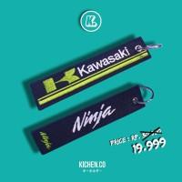 Kawasaki Ninja Keytag Gantungan Kunci Motor