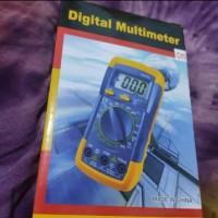Digital Multimeter Multitester Avometer A830L With Buzzer
