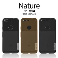 GOOGLE PIXEL XL NILLKIN NATURE ORIGINAL SOFT CASE CLEAR COVER SILICONE