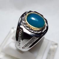 cincin bacan doko full kristal natural a01