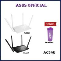 Asus RT-AC59U Dual Band Gigabit Wireless Router AC1500 AC59U AC59