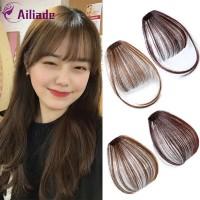 BANG CLIP/ HAIR EXTENSION/ PONI PALSU/KOREAN BANGS