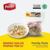 Popso Family Pack Bakso Halus