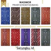 SARUNG WADIMOR PRIMER SONGKET KEMBANG