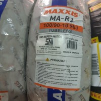 Ban Maxxis 100/90 Ring 10 MA R1 Vespa Classic Largeframe PS PX