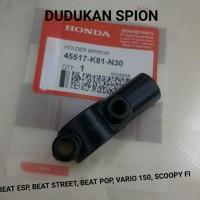 Dudukan Spion kanan kiri Honda motor Beat esp Scoopy new LED Vario