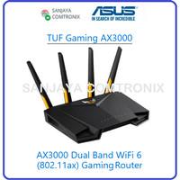 Asus TUF-AX3000 Dual Band WiFi 6 Router RT-AX3000 TUF Gaming AX3000