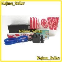 Paket fullset filter aquarium 40cm. murah.