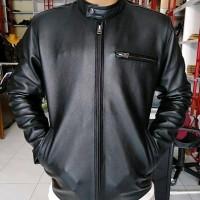 jaket kulit kambing asli jaket kulit pria garut