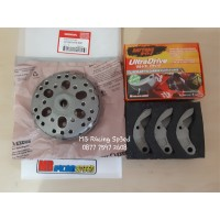 paket anti gredek Vario 125/150 - PCX - ADV kampas ganda Nmax Daytona