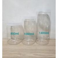Toples Plastik 800ml, 1000ml, 1300ml / 1400ml
