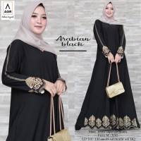 Gamis Maxi Dress Arabian   Maxi Dress Terbaru   Dress Terbaru 2020
