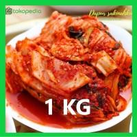 Kimchi Vegetarian / Kimchi vegan 1kg