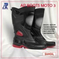 AP Moto 3 Boots Biker