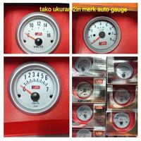 takometer auto gauge kecil kecil