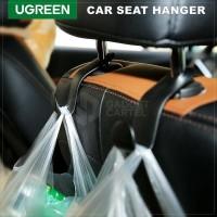 UGREEN 30337 CAR BACK SEAT HANGER HOOK GANTUNGAN MOBIL CAR ORGANIZER